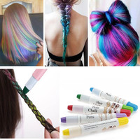 1Pcs Hair Dye Easy Temporary Non-toxic DIY Cream