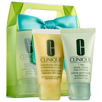 Sparkle & Glow for Very Dry to Dry Combination Skin - CLINIQUE | Sephora