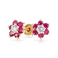 Bling Jewelry Summery Baby Studs