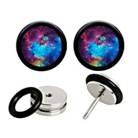 Deep Galaxy Fake Plugs