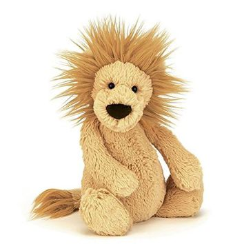 Jellycat Bashful Lion New - Medium