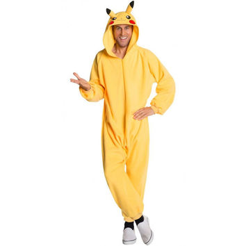 Pokemon Pikachu Sleepwear Pajamas