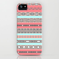 It's a Wonderful Day iPhone & iPod Case by Pink Berry Pattern
