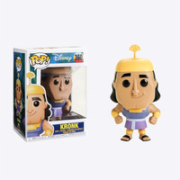 Funko Pop! Disney The Emperor's New Groove Kronk Vinyl Figure