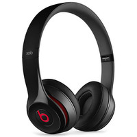 Beats By Dre Solo 2 Headphones Black One Size For Men 24746210001