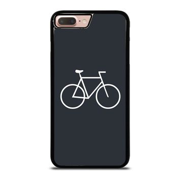 BICYCLE MINIMALISTIC iPhone 8 Plus Case