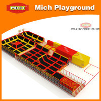 Source Mich Trampoline Park--design,manufacture,field assembly.top quality,top service.NO FRANCHISE CHARGE AT ALL on m.alibaba.com