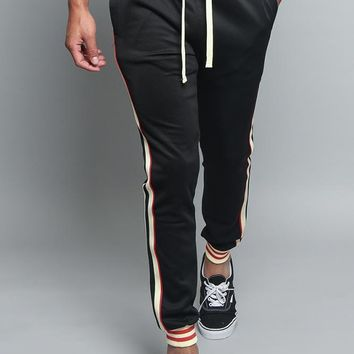 G Striped Track Pants TR577 - F1G