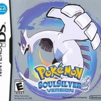 DS Pokemon SoulSilver Game Only (No Pokewalker):Amazon:Everything Else