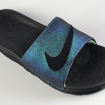 Nike Women's Benassi Solarsoft 2 Slide WC World Cup