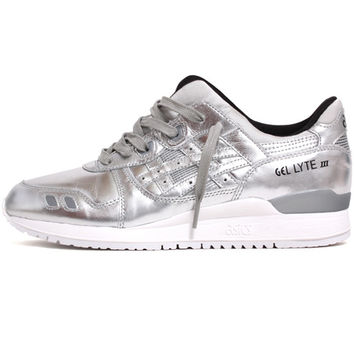Gel-Lyte III 'Holiday Champagne' Sneakers Silver / Silver