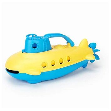 Green Toys Bath & Water Play Submarine