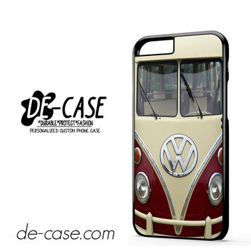 VW Volkswagen Bus For Iphone 6 Iphone 6S Iphone 6 Plus Iphone 6S Plus Case Phone Case Gift Present