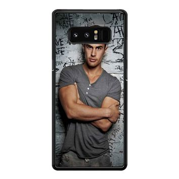Theo james Arms Span Samsung Galaxy Note 8 Case