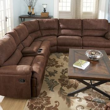 Living Room Furniture, Laramie Sectional, Living Room Furniture | Havertys  Furniture