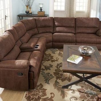 Living Room Furniture Laramie Sectional from havertyscom