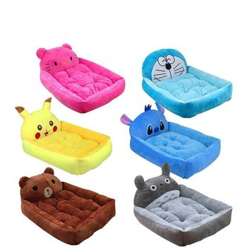Cool Cartoon Bed for Pets