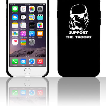 Support The Troops 5 5s 6 6plus phone cases