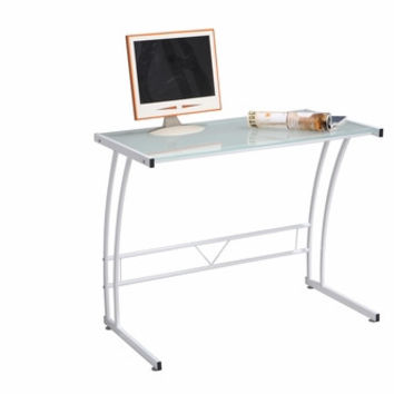 Sigma Desk White by Lumisource