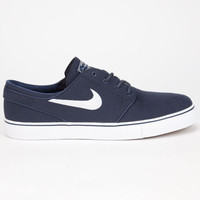 Nike Sb Zoom Stefan Janoski Mens Shoes Navy  In Sizes