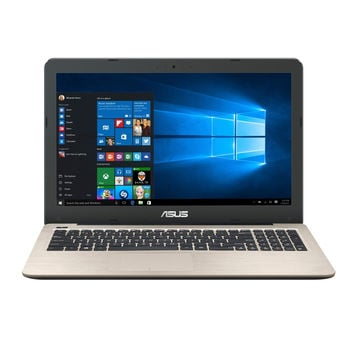 "ASUS F556UA-AB54 NB 15.6"" FHD Intel Core i5 8GB 256G SSD Windows 10 Laptop (Gold) Gold Core i5-7200U 2.5GHz 