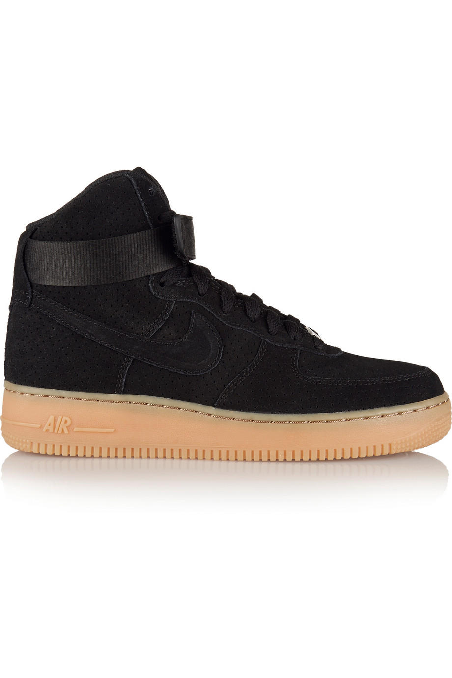 Nike - Air Force 1 Hi suede sneakers from NET-A-PORTER 18b861090