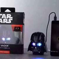 Darth Vader Star Wars Power Bank external emergency Mobile