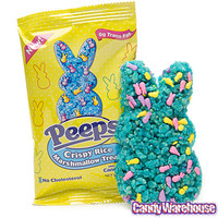 Peeps Easter Bunny Treat Packs: 20-Piece Display