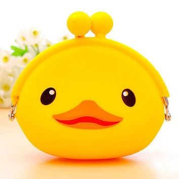 LUCKY DUCKY COIN PURSE