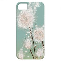 Dandelions iPhone 5 Case from Zazzle.com