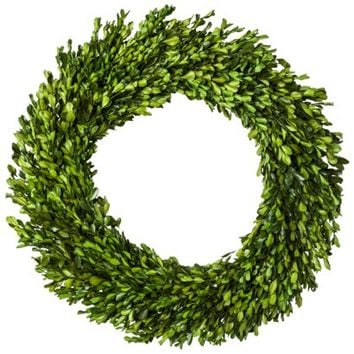 Smith & Hawken Boxwood Wreath - 21.25""