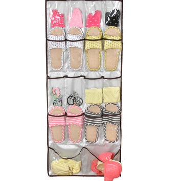 Shoes Bags Transparent Storage Home Decor [6313408518]