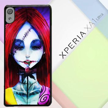 Sally The Nightmare Before Christmas Y0860 Sony Xperia XA1 Ultra Case