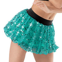Sequin Bubble Dance Skirt - Balera