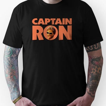 Captain Ron Movie Unisex T-Shirt