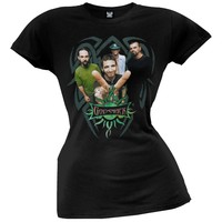 Godsmack - Peace Juniors T-Shirt