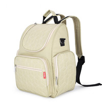 Kenwyn Quilted Diaper Backpack by Baby in Motion
