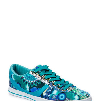 Desigual Shoes Shoes Roer (Turquesa Palo) - In Stock! - £59.00 at Boozt.com