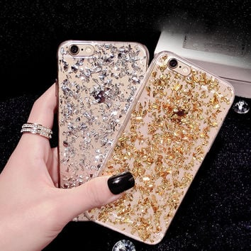 Paillette cover for iPhone 6 Plus,iPhone 6s,iPhone 6,iPhone 5s,iPhone 6s plus,iPhone SE,iPhone 5