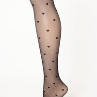 love in the air heart tights at ShopRuche.com