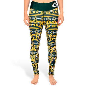 Green Bay Packers Women S Aztec Print From Sports Giveaways