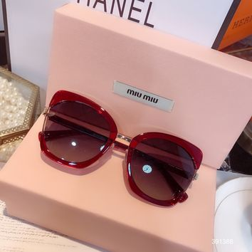 miu miu Womens Fashion Sunglasses