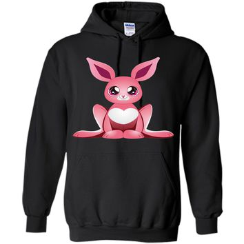 Charming Pink Bunny Slippers 2017 T Shirt