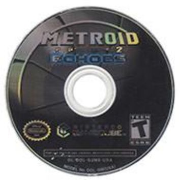 Metroid Prime 2: Echoes for the Gamecube (Disc Only!)
