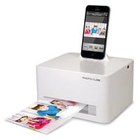 The iPhone 5/6 Photo Printer