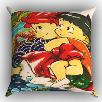 PONYO Y0265 Zippered Pillows  Covers 16x16, 18x18, 20x20 Inches