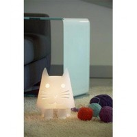 Lampe Enfant forme Chat, Zoolight - POP-LINE