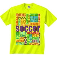 Soccer Words