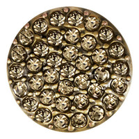 Ginger Snaps Jewelry - Brass Ritzy - Black Diamond