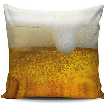 Beer Pillow Covers